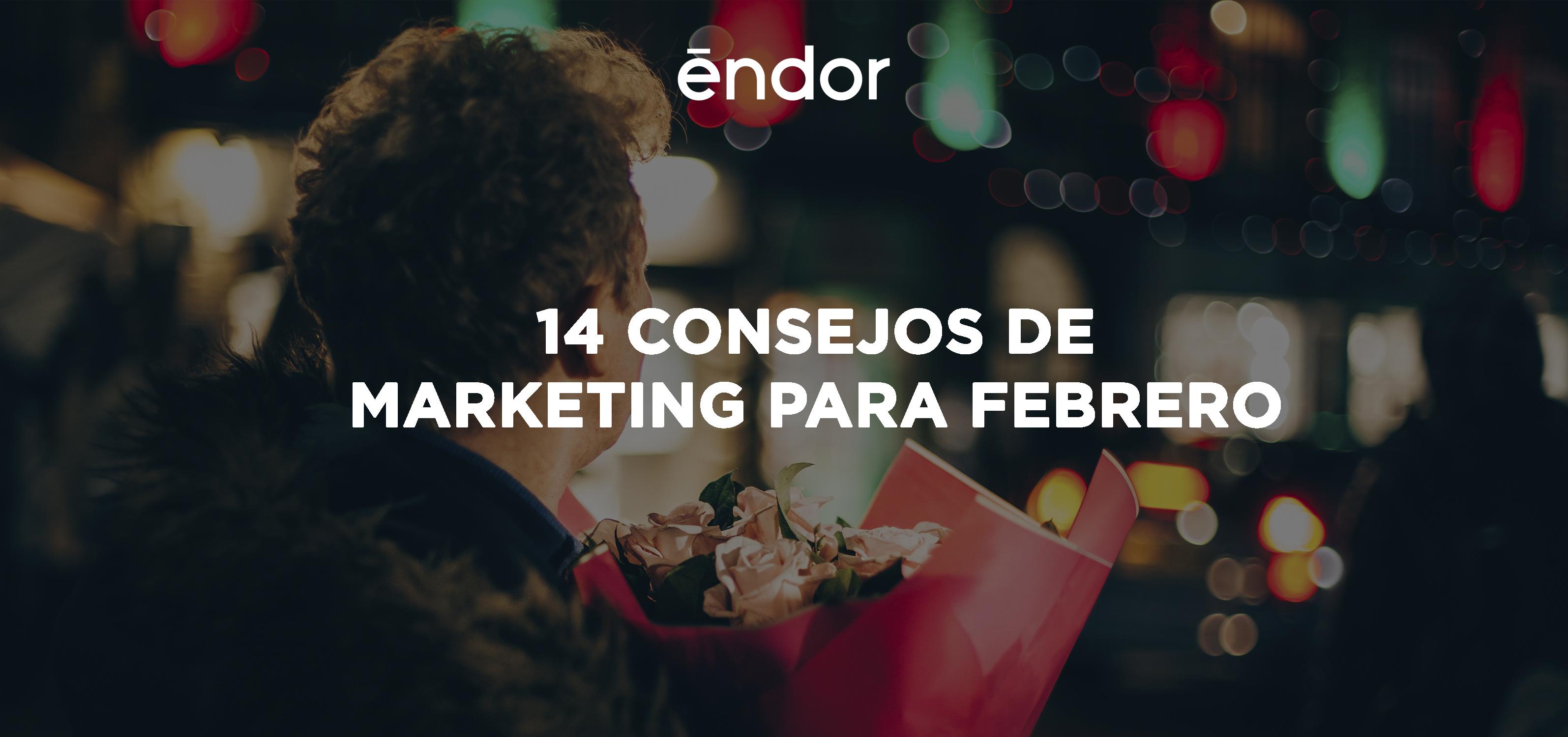 Marketing en Febrero