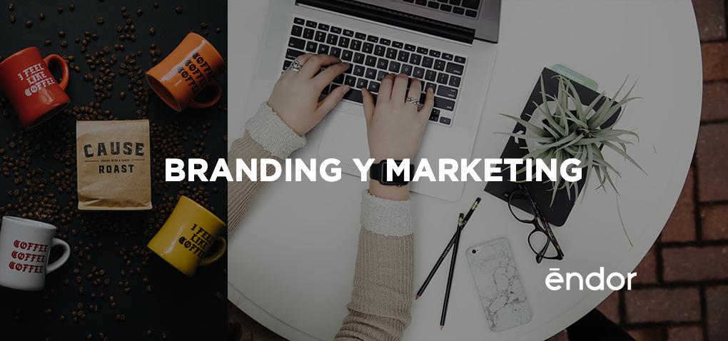 branding y marketing