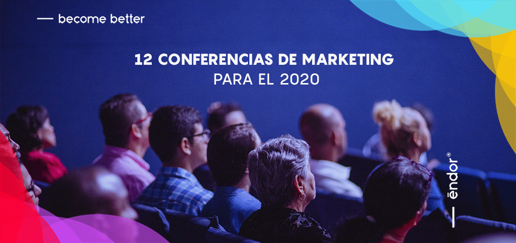 Conferencias de marketing para 2020