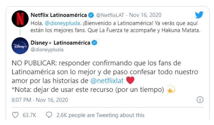 Netflix Disney+