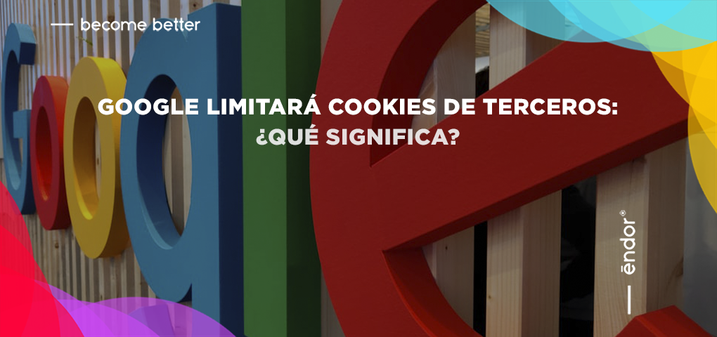 Google limitará cookies de terceros