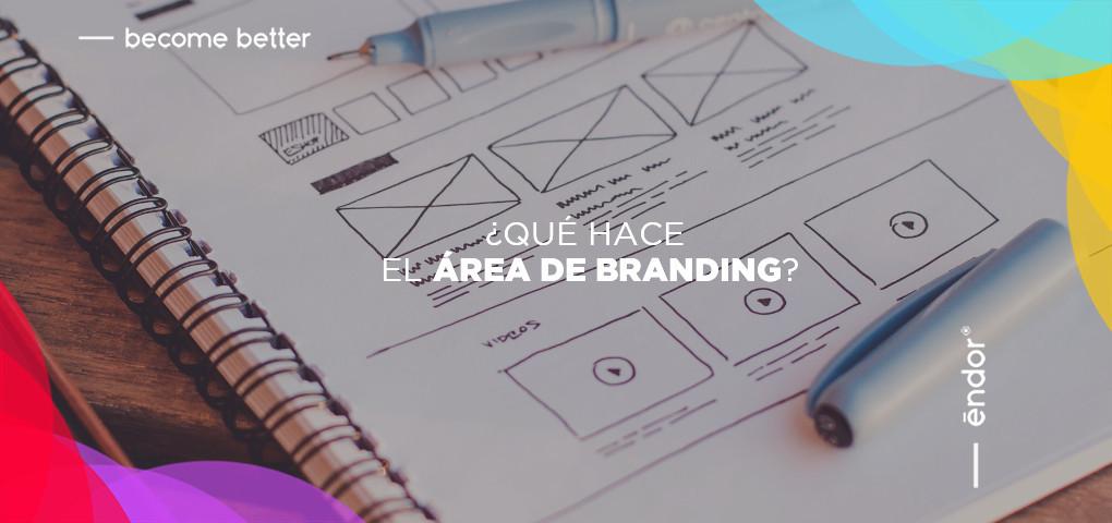 Área de branding